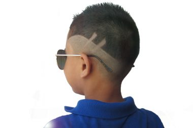 Kids haircut at the best barbershop in Victoria