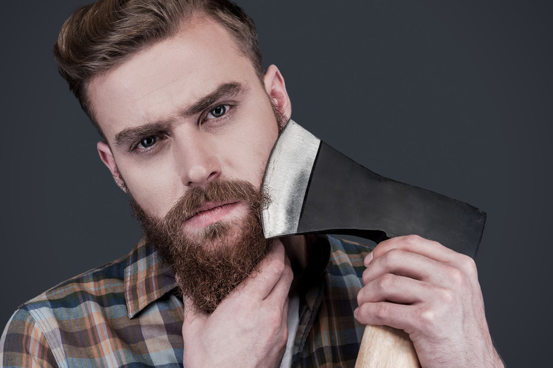 the best shave with an axe